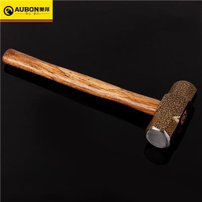 奥邦 五金2p3p4p木柄八角锤手动锤子安装施工多功能八角锤 木柄八角锤2p
