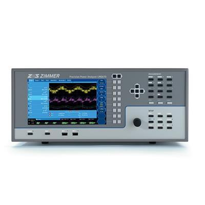 德国GMC 高精度功率分析仪 LMG670