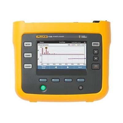 美国福禄克FLUKE Fluke 1736 电能质量记录仪