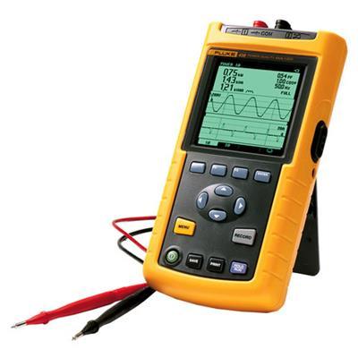 美国福禄克FLUKE Fluke 43B 电能质量分析仪