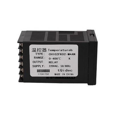 台泉电气  高精度数显可调节智能温控仪CH102