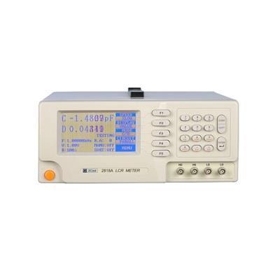 常州中策仪器  精密LCR数字电桥ZC2818A