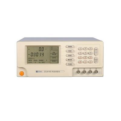 常州中策仪器  电容测量仪ZC2618D