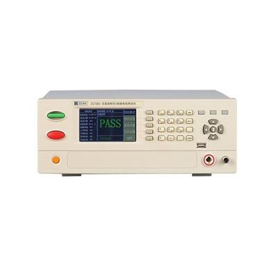 常州中策仪器  交直流耐电压绝缘测试仪ZC7263