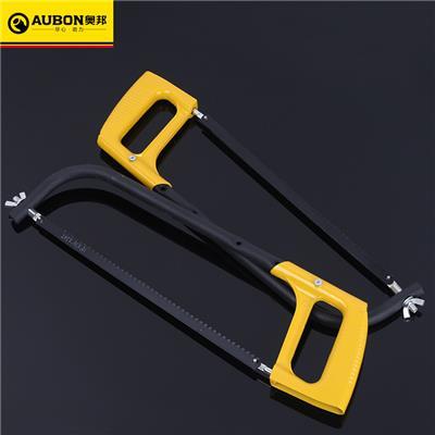 奥邦 圆管钢锯架 加厚耐用手动钢锯弓可调节钢锯架 12寸-300mm