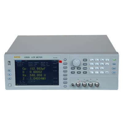 优高 U2826 高频LCR数字电桥