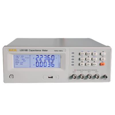 优高 U2618B 电容测量仪