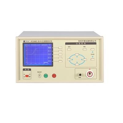 常州中策仪器  脉冲式线圈测试仪ZC2883