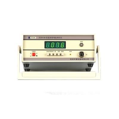 常州中策仪器  直流低电阻测试仪 ZC2513A