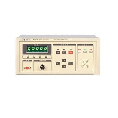 常州中策仪器  直流低电阻测试仪 ZC2512A