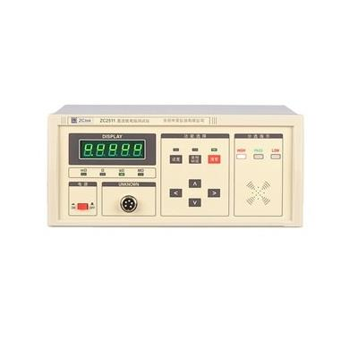 常州中策仪器  直流低电阻测试仪 ZC2512B