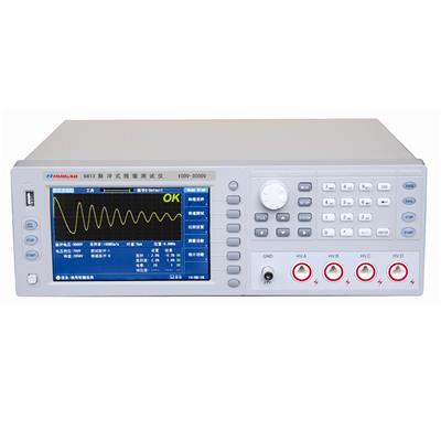 汇高 脉冲式线圈测试仪 数字匝间绝缘自动标准采集测量仪 HG6813