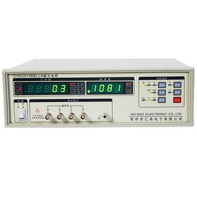 汇高 通用型LCR数字电桥电子设备测试仪智能电子测试仪器 HG2810B