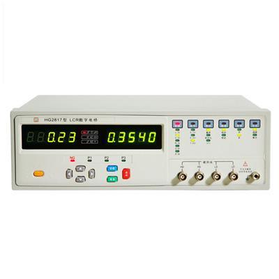 汇高 LCR数字电桥测试仪 信誉好 测量频率100-100KHZ HG2817