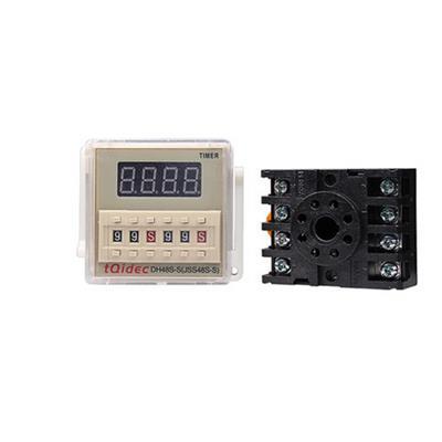 台泉电气 时间继电器DH48S-S