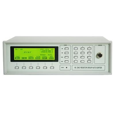 汇高 HG2542高速电阻分选测试仪 320*280*100mm