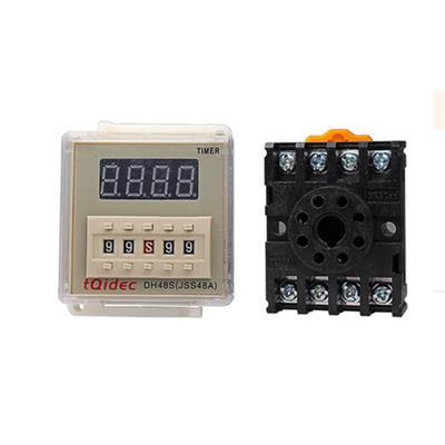 台泉电气 数显继电器DH48S-2Z