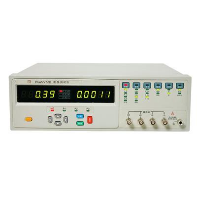 汇高 HG2775电感测试仪 电感量标称值测量仪 HG2775