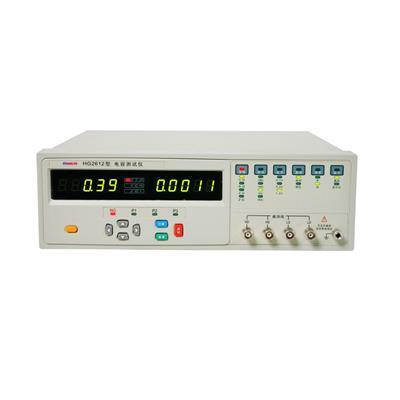汇高 HG2612电容测试仪 损耗角正切值 智能电力电容器测量仪 HG2612