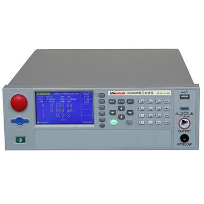 汇高 HG7808A 耐压测试仪 智能安规测试仪 耐压,绝缘电阻测试 HG7808A