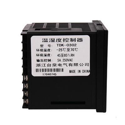 台泉电气 湿度温控制器TDK0302