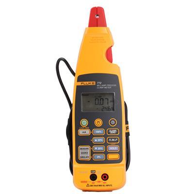 美国福禄克FLUKE Fluke 772 毫安级过程钳型表