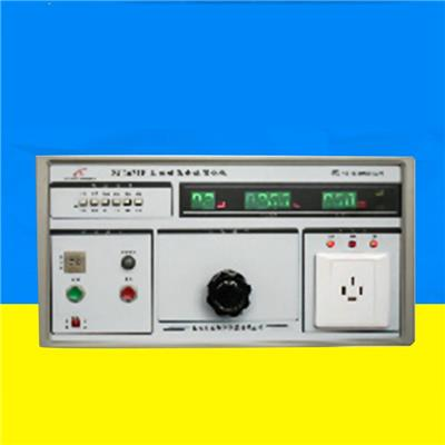 志成 泄漏电流测试仪 ZC2621H