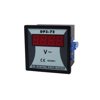 台泉电气 单相电压表DP3-72