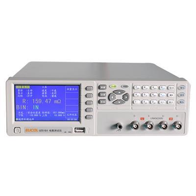 优高 U2516A 直流低电阻测试仪