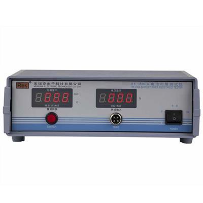 美瑞克 电池内阻测试仪 RK200A