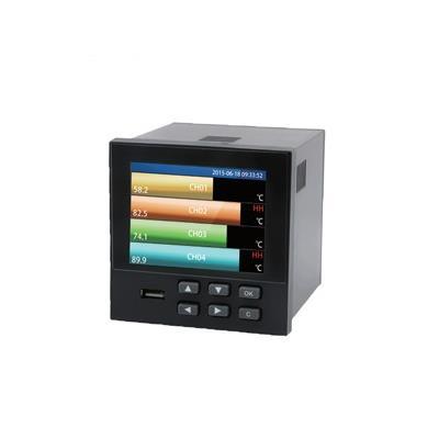 联测 1-18路新品爆款真彩无纸记录仪LR9600 LR9600