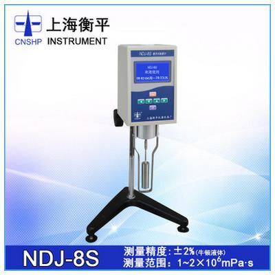 衡平仪器 粘度计 NDJ-8S