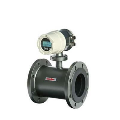 联测 LDG-SIN智能高精度电磁流量计 废水矿浆 防腐耐高温