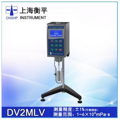 衡平仪器 粘度计 DV-2MLV