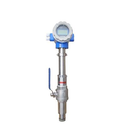 联测 LDC-SIN插入式电磁流量计 一体式 大口径 污水废水防腐
