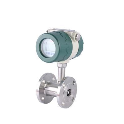 联测 新款液体涡轮流量计 智能 测液体/水/油/纯水