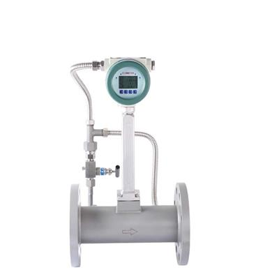 联测 LUGB-SIN系列管道式涡街流量计 高强度抗振 液体蒸汽导热油