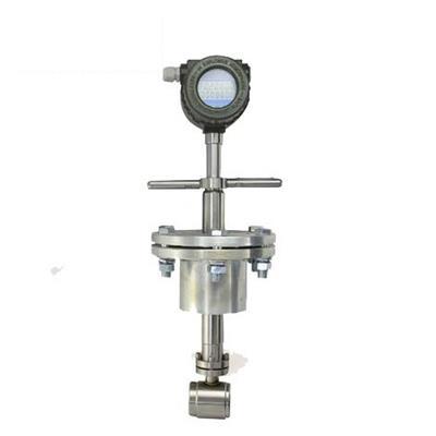 联测 LUGB-SIN系列插入式涡街流量计 大口径蒸汽空气液体测量