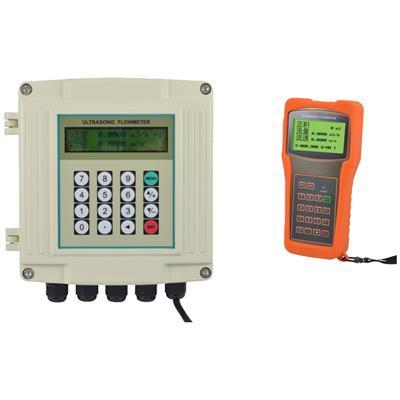 联测 超声波流量计 无需破管 冶金 环保水质 热力管网 节能减排