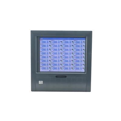 联测 1-40路可选 10.4英寸彩屏 无纸记录仪 LR8000D
