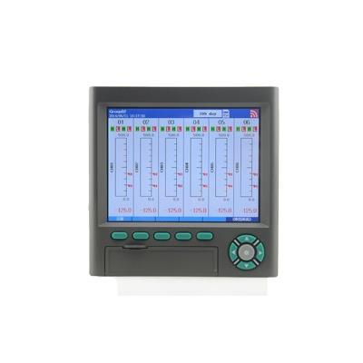 联测 1-18路可选 0.1S高速无纸记录仪 LR6000XSR