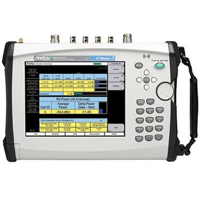 日本安立 基站分析仪 BTS Master MT8220T