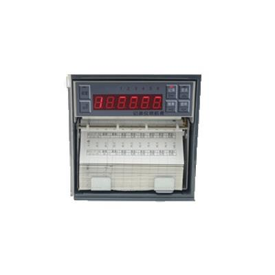 联测 1-8点有纸/打印/曲线记录仪电流电压温度 LR1000