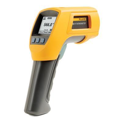 美国福禄克Fluke 566-2/566 红外和接触式二合一测温仪 -35℃-750℃
