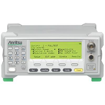 日本安立 蓝牙测试装置 MT8852B