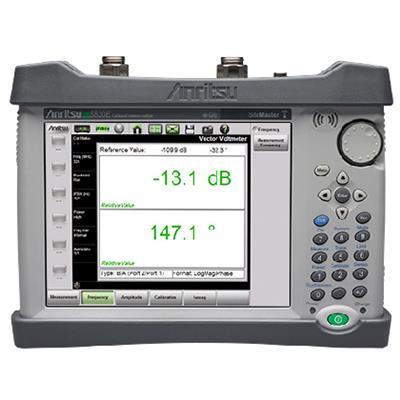 日本安立 手持式电缆与天线分析仪 S820E