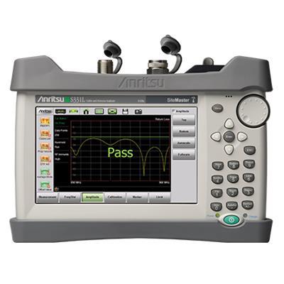 日本安立 手持式电缆与天线分析仪 S331L
