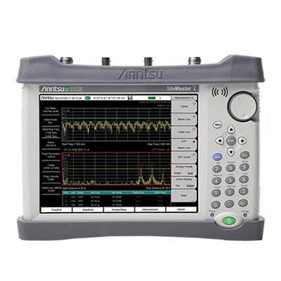 日本安立 电缆 & 天线分析仪 + 频谱分析仪 S332E
