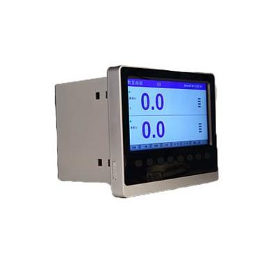联测 1-48路可选 7英寸宽屏 彩色 电流记录仪 LR6000C