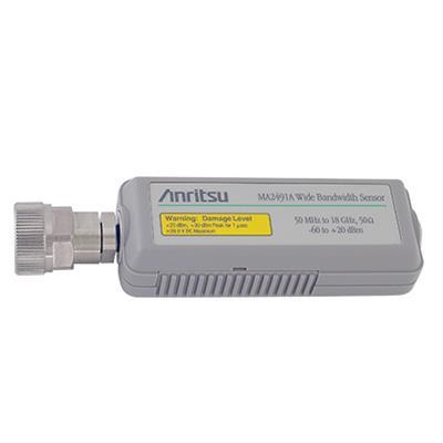 日本安立 宽带功率传感器(峰值功率 & 平均功率 MA249xA 系列